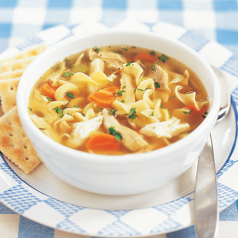 Chicken Noodle Soup Recipe - Cook's Country
