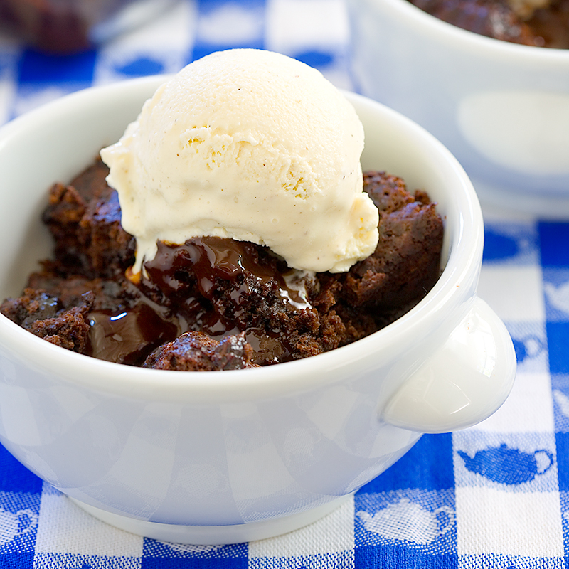 Hot Fudge Pudding Cake Recipe - Cook's Country