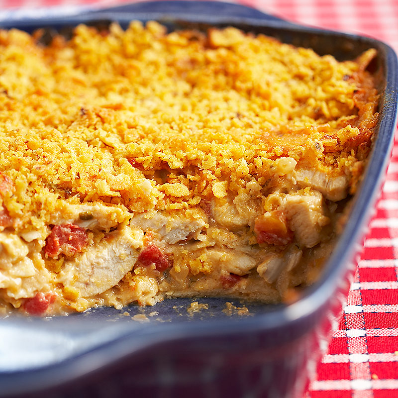 King Ranch Casserole Recipe - Cook's Country