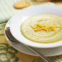 Creamy Broccoli and Cheddar Soup