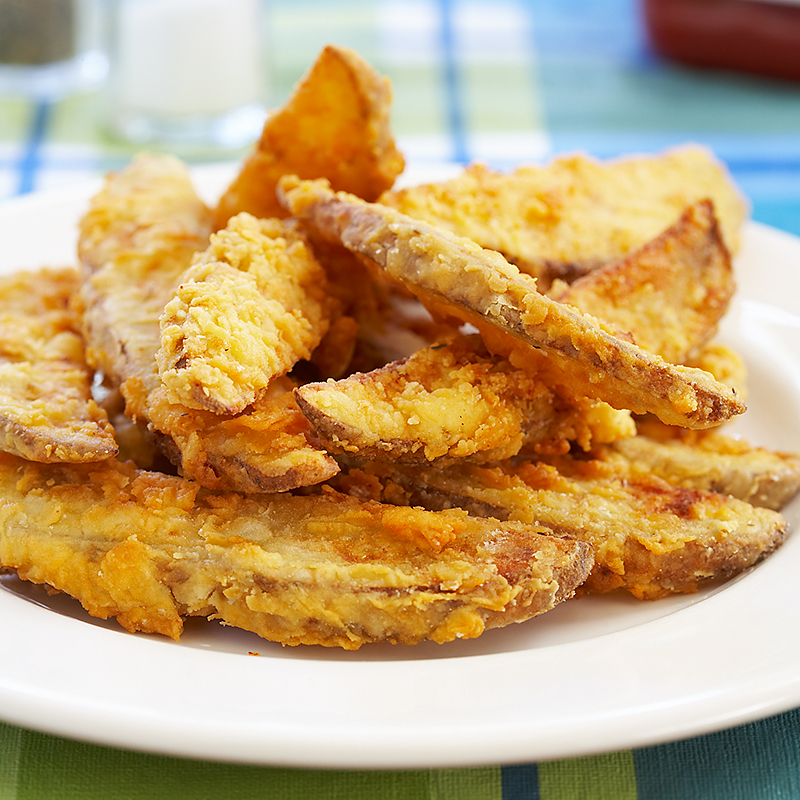America S Test Kitchen Crunchy Potato Wedges Recipe