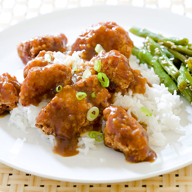 how to cook general tso chicken recipe