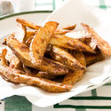 Garlicky Oven Fries