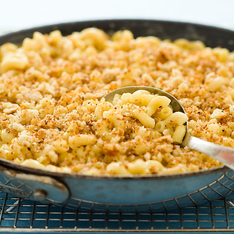 Skillet Macaroni And Cheese America S Test Kitchen