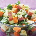 Sweet and Red Potato Salad