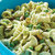Lemony Pea and Pistachio Pesto Pasta Salad