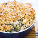 Chicken, Broccoli, and Ziti Casserole