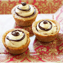 Fudgy Peanut Butter Mousse Cups