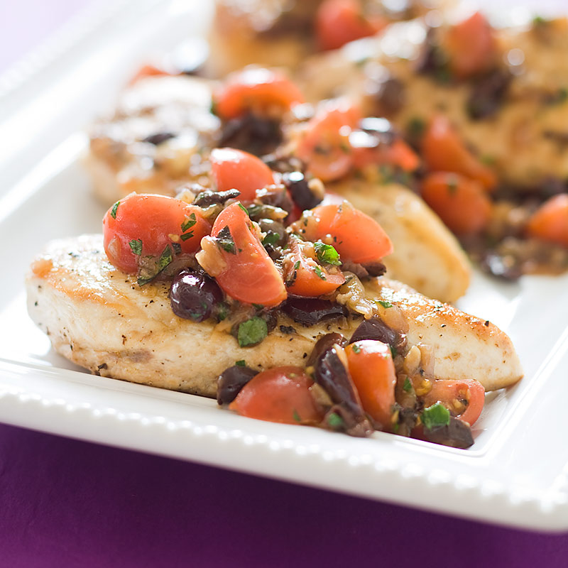 Recipe Mediterranean Chicken Recipe Low Sodium Chicken Recipes ...