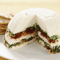 Pesto Cheese Ball