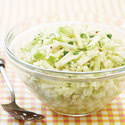 Tangy Apple-Cabbage Slaw