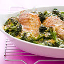 Cheesy Chicken and Broccoli Bake