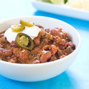 Quick Beef and Bean Chili