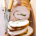 Grilled Rosemary Pork Loin