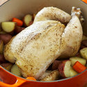 Chicken in a Pot