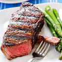 Char-Grilled Steaks