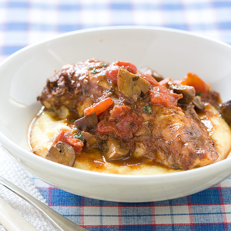 Slow-Cooker Chicken Cacciatore Recipe - Cook's Country