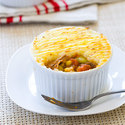 Easy Burgoo Shepherd's Pie