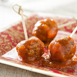 recipe: sweet and sour cocktail meatballs [9]