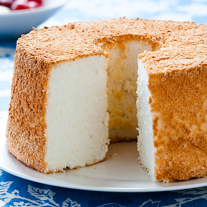 Angel Food Cake Recipe - Cook's Country