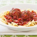 Slow-Cooker Meatballs and Marinara