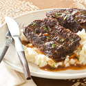 Slow-Cooker Red Wine-Braised Short Ribs