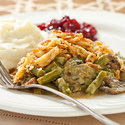 Slow-Cooker Green Bean Casserole