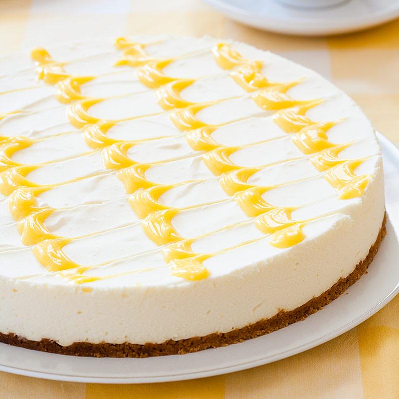 Lemon Icebox Cheesecake Recipe - Cook's Country
