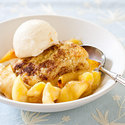 Make-Ahead Apple Cobbler