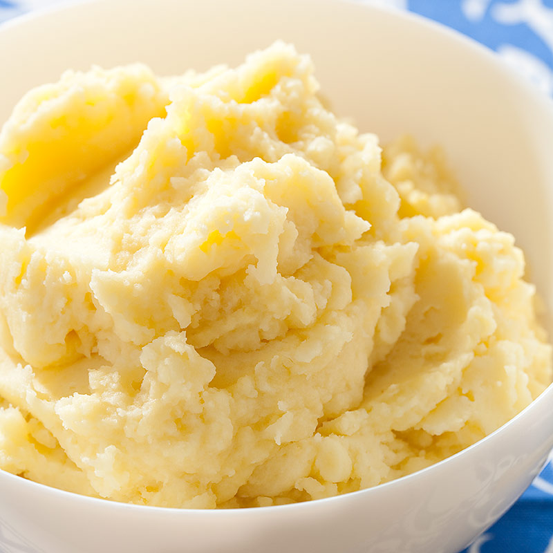Buttermilk Mashed Potatoes Recipe. Related Images