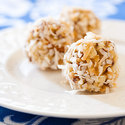 Coconut-Date Rice Krispies Balls