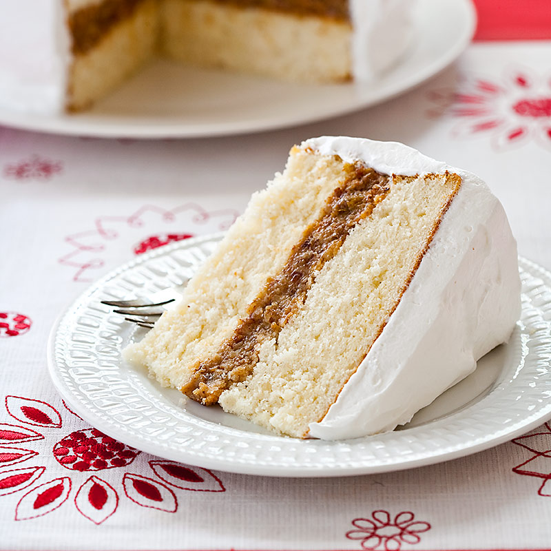 Lane Cake Recipe - Cook's Country