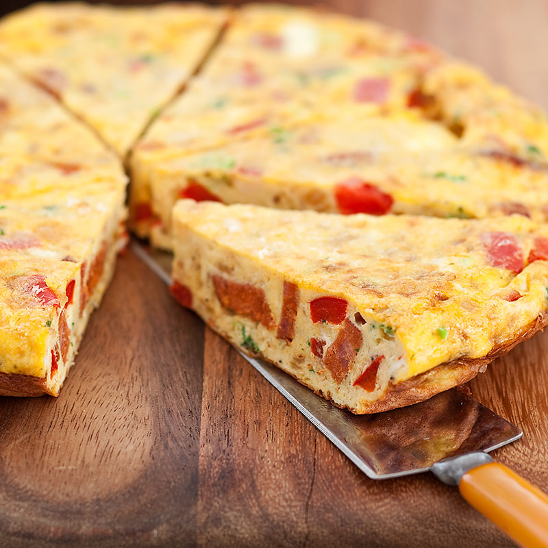 Spanish-Style Frittata Recipe - Cook's Country