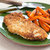 Honey Mustard Crumb-Coated Pork Cutlets