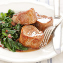 Tennessee Pork with Greens