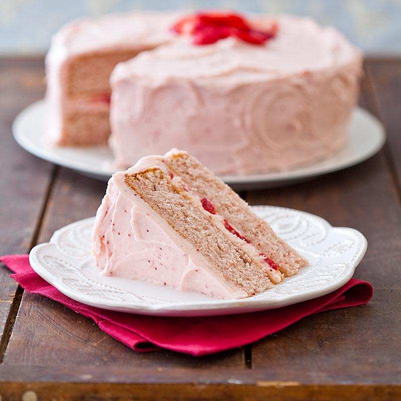 Strawberry dream cake for America test kitchen gift ideas
