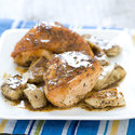 French Country Chicken with Herbs and Honey