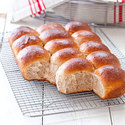 Honey-Wheat Dinner Rolls