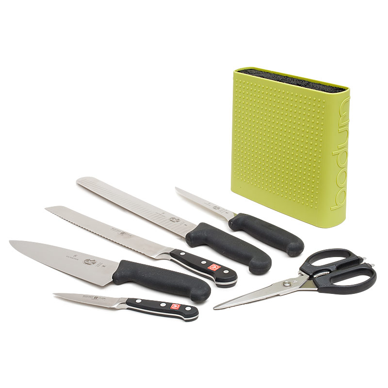 America S Test Kitchen A La Carte Knife Set