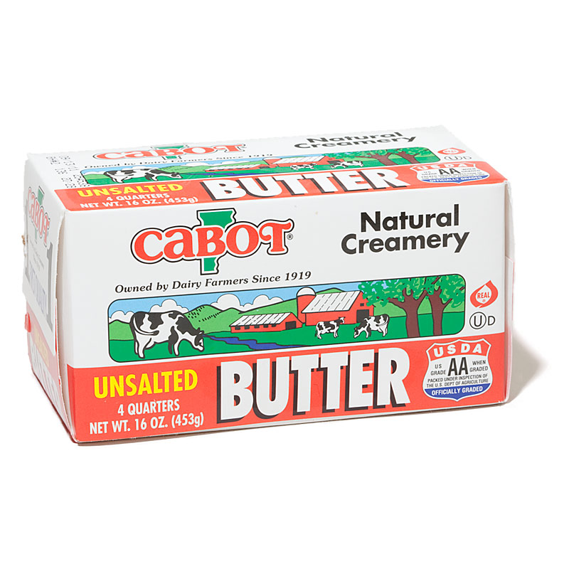 Unsalted butter taste test cook 39 s illustrated for America test kitchen gift ideas