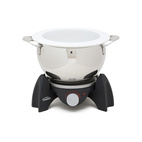 Trudeau Electric 11-Piece 3-in-1 Fondue Set