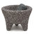 Imusa MEXI-2008 Lava Rock Molcajete with Gift Box