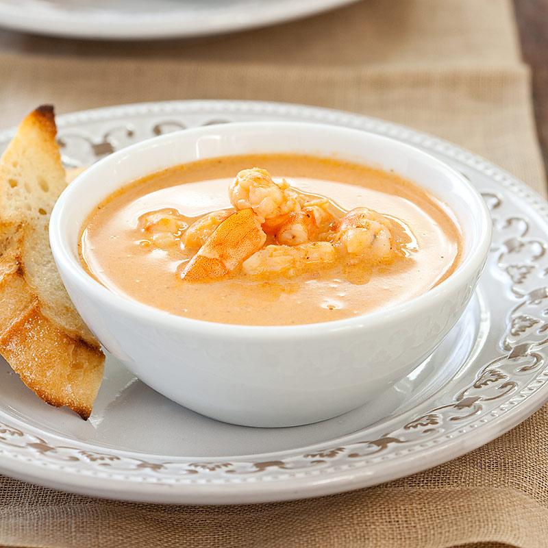 Simpler Shrimp Bisque Recipe - Cook's Country