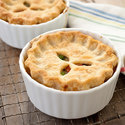 Chicken Pot Pie for Two