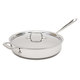 All-Clad Stainless 3-Quart Tri-Ply Sauté Pan