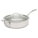 Calphalon Tri-Ply Stainless 3-Quart Sauté Pan