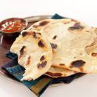 Quicker Indian Flatbread (Naan)