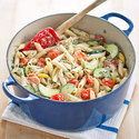 Easy Summer Vegetable Pasta