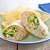 Chicken Caesar Salad Wraps