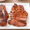Chinese-Style Glazed Pork Tenderloin